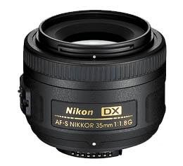 Compare Prices Of  Nikkor AF-S 35mm F1.8G DX