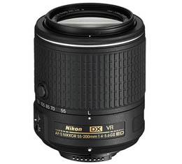 Image of Nikkor AF-S DX 55-200mm f4-5.6G ED VR II