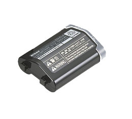 Image of Nikon EN-EL4A Rechargeable Battery