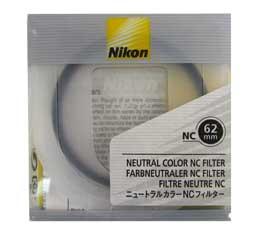 Image of Nikon 62mm Neutral Color Filter