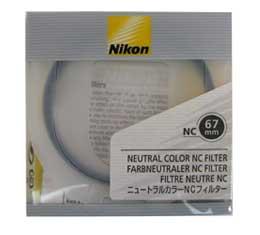 Image of Nikon 67mm Neutral Color Filter