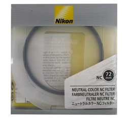 Image of Nikon 72mm Neutral Color Filter