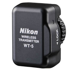 Image of Nikon WT-5a Wireless Transmitter