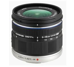 Image of Olympus M.Zuiko Digital ED 9-18mm f4-5.6(Micro Four Thirds Mount)