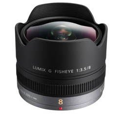 Compare Prices Of  Panasonic Lumix G 8mm f3.5 Fisheye(Micro Four Thirds Mount)