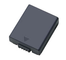 Image of Panasonic CGAS002A1B - Lithium-Ion Battery Pack for DMCFZ1/2/3/4/5/FZ10/FZ20 only