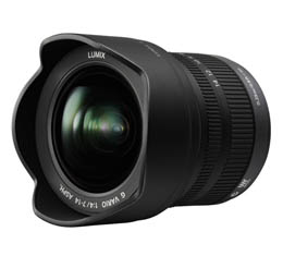Image of Panasonic Lumix G Vario 7-14mm f4.0 ASPH. (Micro Four Thirds Mount)