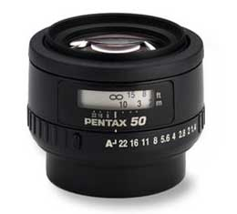 Image of Pentax SMC FA 50mm F1.4