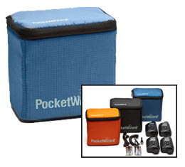 Image of PocketWizard G-Wiz Squared Case (Blue)