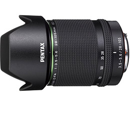 Compare Prices Of  Pentax HD FA 28-105mm F3.5-5.6 ED DC WR Lens