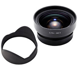 Image of Ricoh GW-3 Wide Angle Conversion Lens (for Ricoh GR)