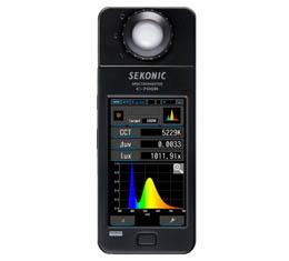 Image of Sekonic C-700R SpectroMaster LightMeter
