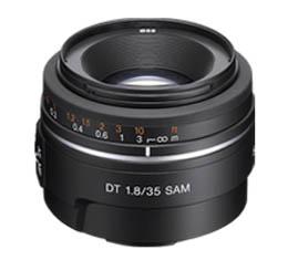 Image of Sony AF 35mm f1.8 SAM (SAL35F18)