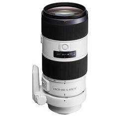 Image of Sony AF 70-200mm f2.8 G SSM II (SAL70200G2)