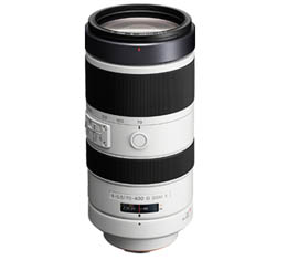 Image of Sony SAL 70-400mm f4-5.6G SSM II (SAL70400G2) * Damage Box - New unit - Full Warranty *