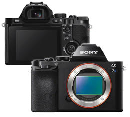 Image of Sony Alpha A7s (Body Only) (ILCE7S/B)
