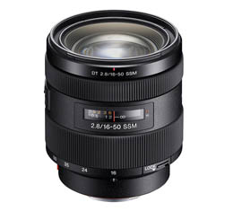 Image of Sony DT 16-50mm f2.8 SSM (SAL1650)