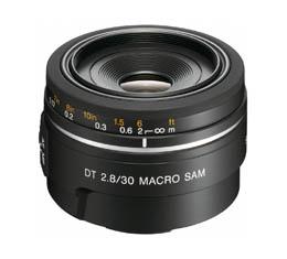 Compare Prices Of  Sony SAL 30mm f2.8 Macro SAM (SAL30M28)