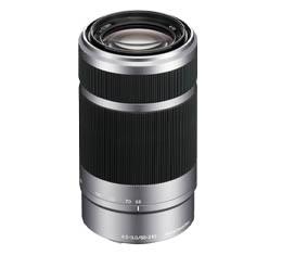 Image of Sony SEL 55-210mm F4.5-6.3 OSS E-mount Lens (SIlver) (SEL55210)