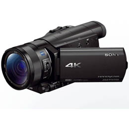 Compare Prices Of  Sony FDR-AX100 4K Full HD Camcorder (FDRAX100/B)