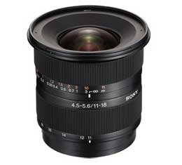 Compare Prices Of  Sony DT 11-18mm F4.5-5.6 (SAL1118)