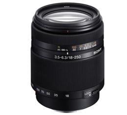 Image of Sony DT 18-250mm F3.5-6.3 (SAL18250) ** Damage Box ** - New unit