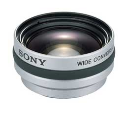 Image of Sony VCL-DH0730 Wide-Angle Conversion Lens