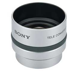 Image of Sony VCL-DH1730 Telephoto Conversion Lens