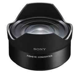 Image of Sony VCL-ECF2 - Fisheye Converter Lens