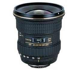 Image of Tokina AF 12-24mm f/4.0 Pro DX Lens (Canon)