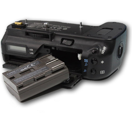 Image of Canon WFT-E3A Wireless File Transmitter (50D, 40D)