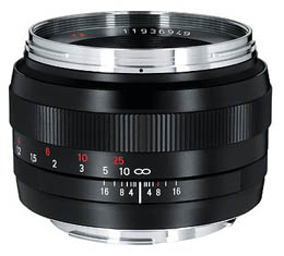 Image of Zeiss 50mm f1.4 Planar T* ZE (Canon)