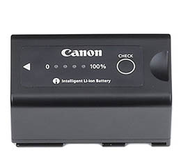Image of Canon BP-955 7.4V Lithium-Ion Battery Pack (5200mAh)