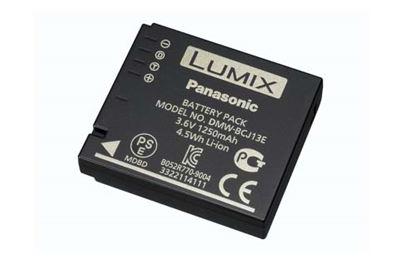 Image of Panasonic DMW-BCJ13 Li-Ion Battery for LX5