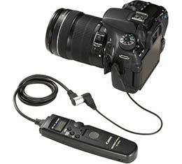 Image of Canon RA-E3 Remote Controller Adapter