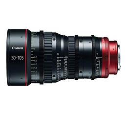 Image of Canon CN-E 30-105mm T2.8 L S Cinema Lens (EF Mount)