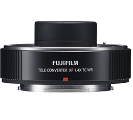 Image of Fujifilm Fujinon XF 1.4x TC WR Teleconverter