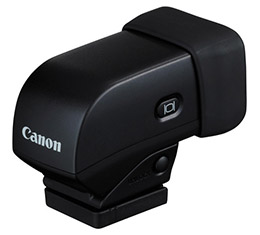 Image of Canon EVF-DC1 Electronic Viewfinder (for EOS M3 & G1 X Mark II)