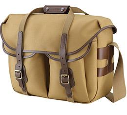 Image of Billingham Hadley Large Pro (Khaki, FibreNyte, Chocolate Leather)