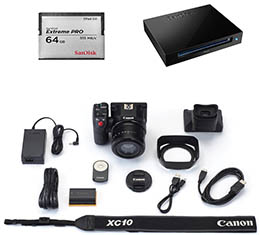 Compare Prices Of  Canon XC10 - 4K CMOS Digital Camcorder