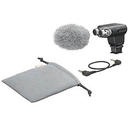 Image of Sony ECM-XYST1M (ECMXYST1M) Stereo Microphone