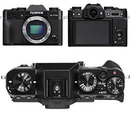 Image of Fujifilm X-T10 (Black, Body Only)