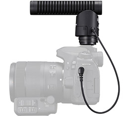 Image of Canon DM-E1 Directional Microphone