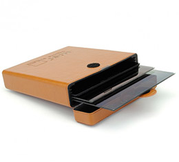 Image of Nisi 150x150mm Or 150x170mm Filter Case (Orange)