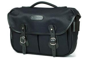 Image of Billingham Hadley Pro (Black Fibrenyte, black leather, nickel fittings)