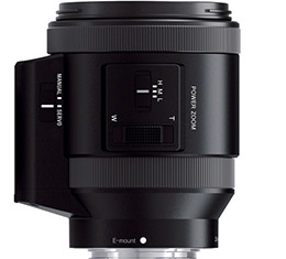 Image of Sony E PZ 18-200mm f/3.5-6.3 OSS Lens (for Sony E mount) (SELP18200)