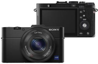 Image of Sony Cyber-shot DSC-RX100 II Digital Camera