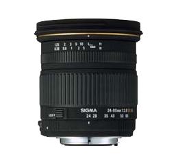 Image of Sigma 24-60mm F2.8 EX DG (Canon)