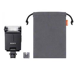 Image of Sony HVL-F20M External Flash (HVLF20M)