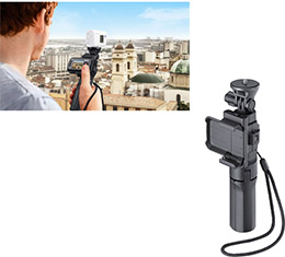 Image of Sony VCT-STG1 Shooting Grip (for Sony Action Cams)